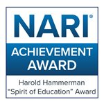 Harol Hamerman Spirit of Education Award